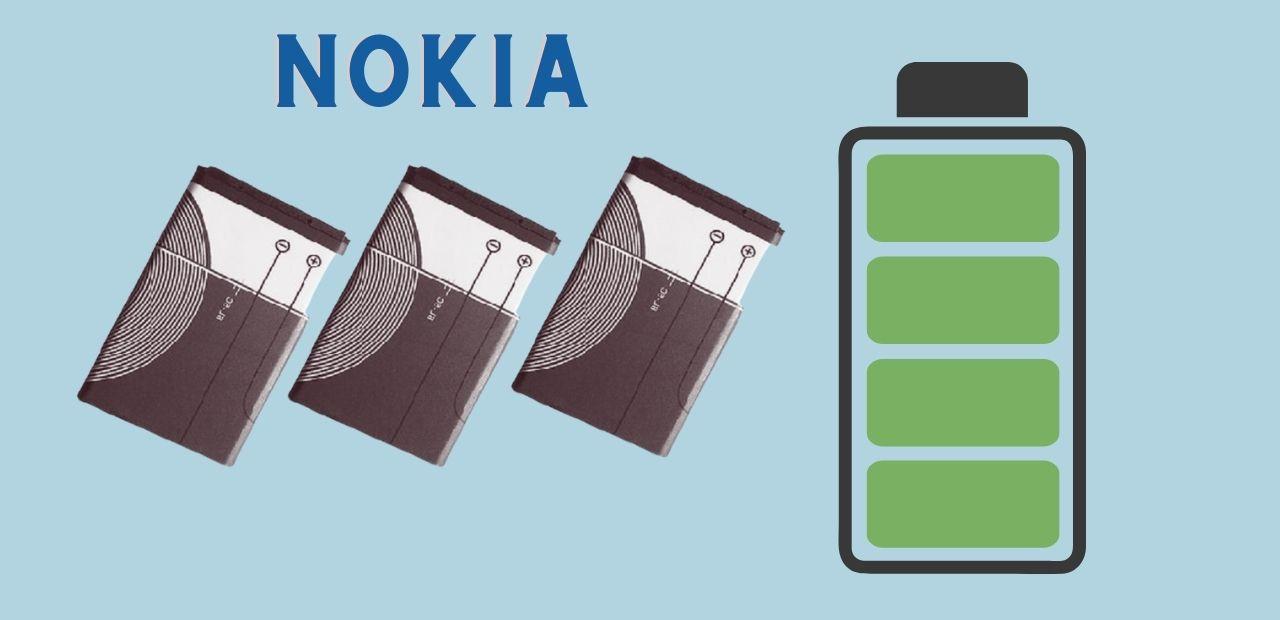 Nokia 1100 battery